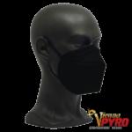 CE zertifizierte Atemschutzmaske FFP2 Schwarz