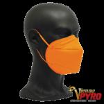 CE zertifizierte Atemschutzmaske FFP2 Orange