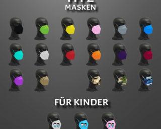 FFP2 Masken Warengruppe